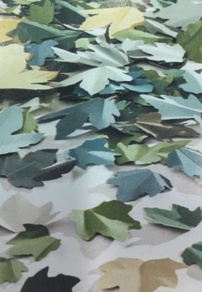 feuilles papier